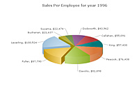 Pie 3D Chart